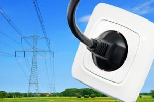 Strom aus der Steckdose durch erneuerbare Energien